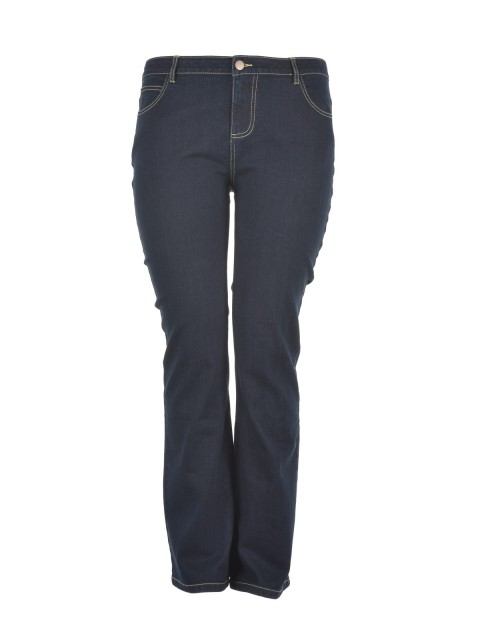 Jeans bootcut femme cinq poches