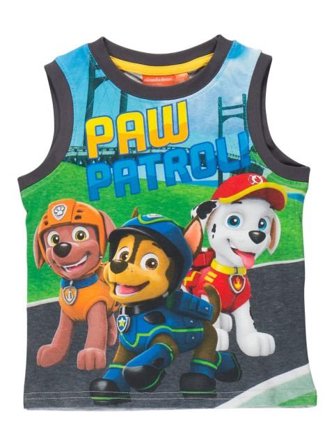 Tee shirt Paw Patrol sans manches (3-6A)