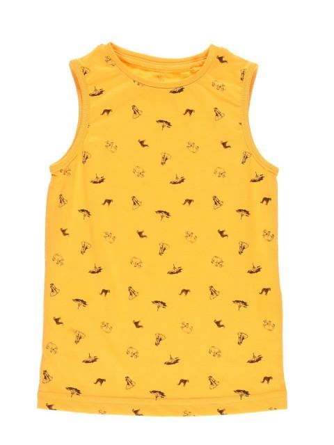 T-shirt sans manches garçon (3-6A)