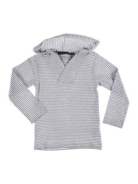 Tee-shirt à capuche garçon (2-6A)