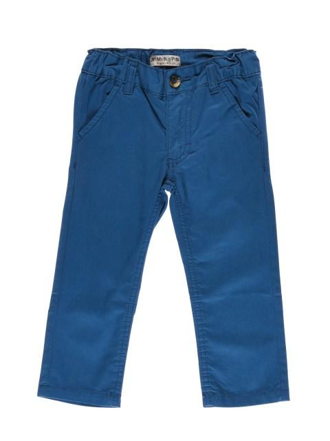 Pantalon chino bleu garçon (2-6A)