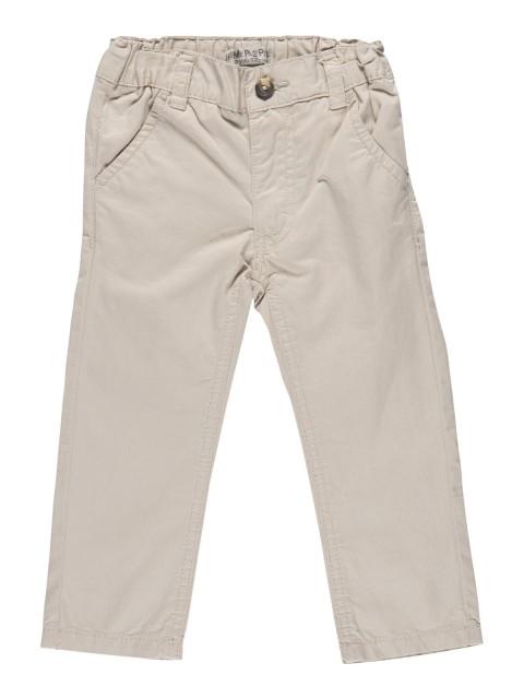Pantalon chino gris garçon (2-6A)
