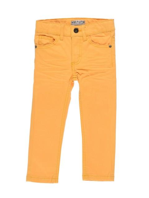 Pantalon slim jaune garçon (2-6A)
