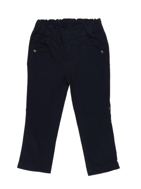 Pantalon marine 100% coton garçon (2-6A)