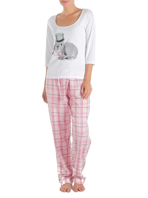 Pyjama long fantaisie