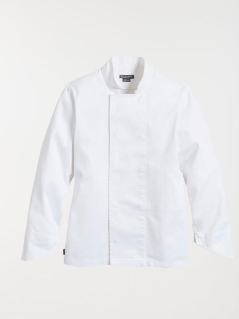 Veste de cuisine blanche