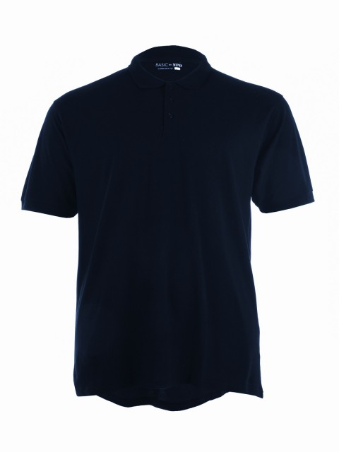 Polo homme grande taille