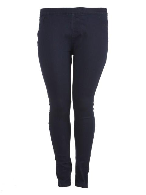 Jegging jean femme grande taille