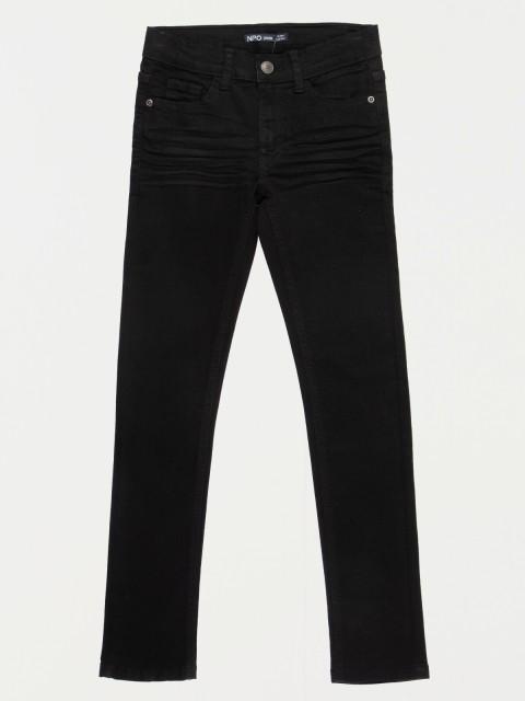 Jean skinny coloris noir garçon (10-16A)