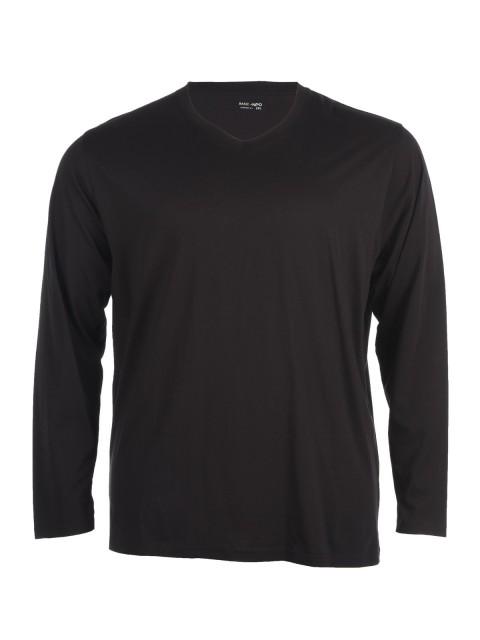 Tee-shirt en coton manches longues ample
