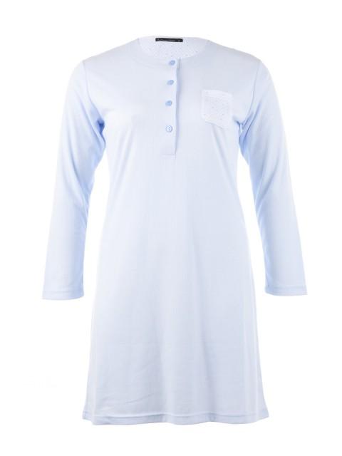 Chemise de nuit coeurs femme