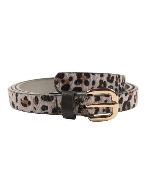 ceinture léopard