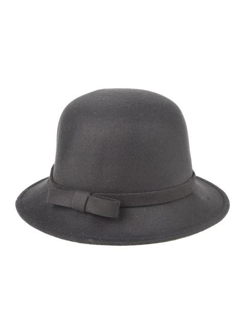 chapeau femme noeud coté