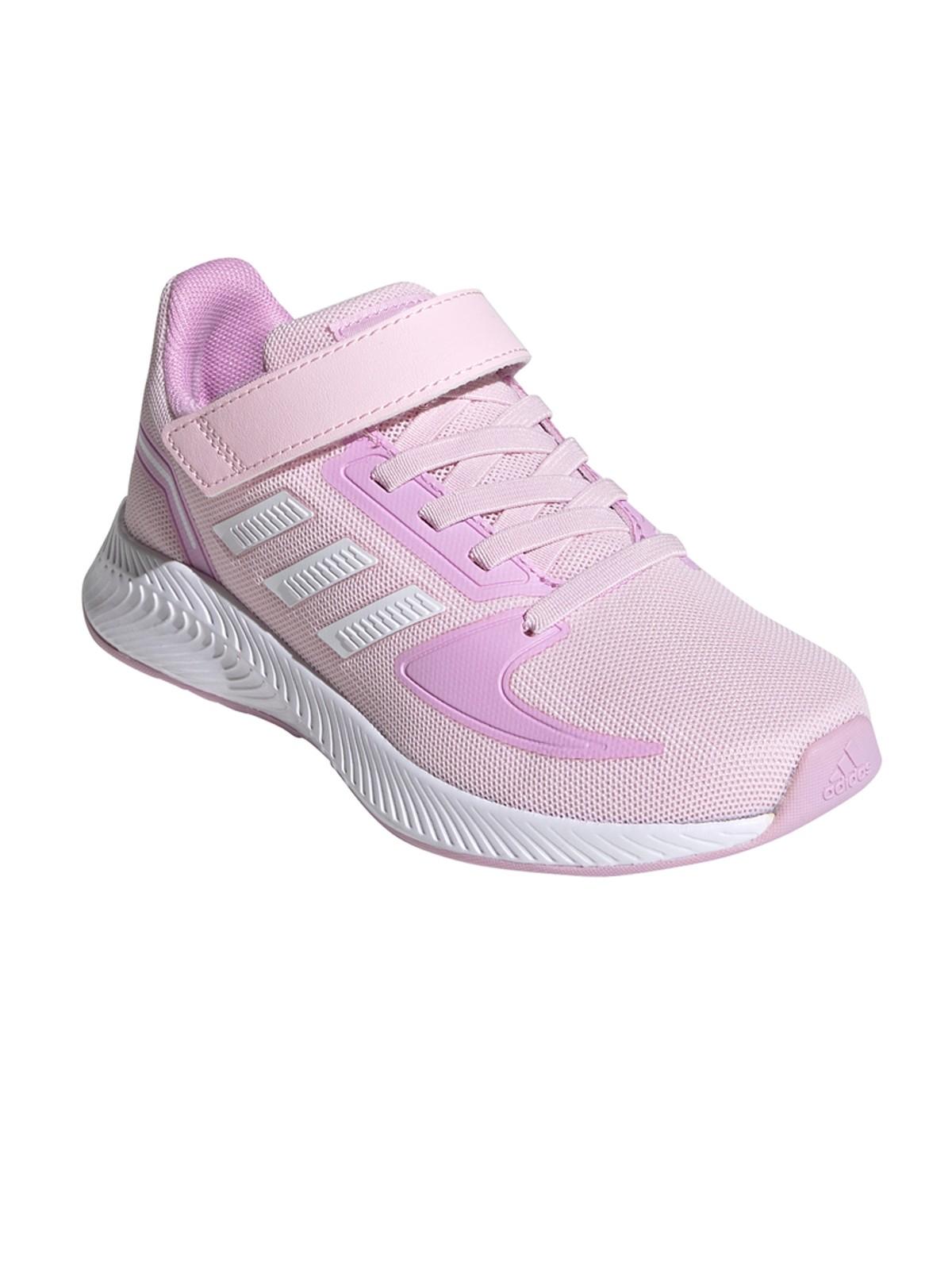 Baskets adidas rose fille (28-33) - DistriCenter