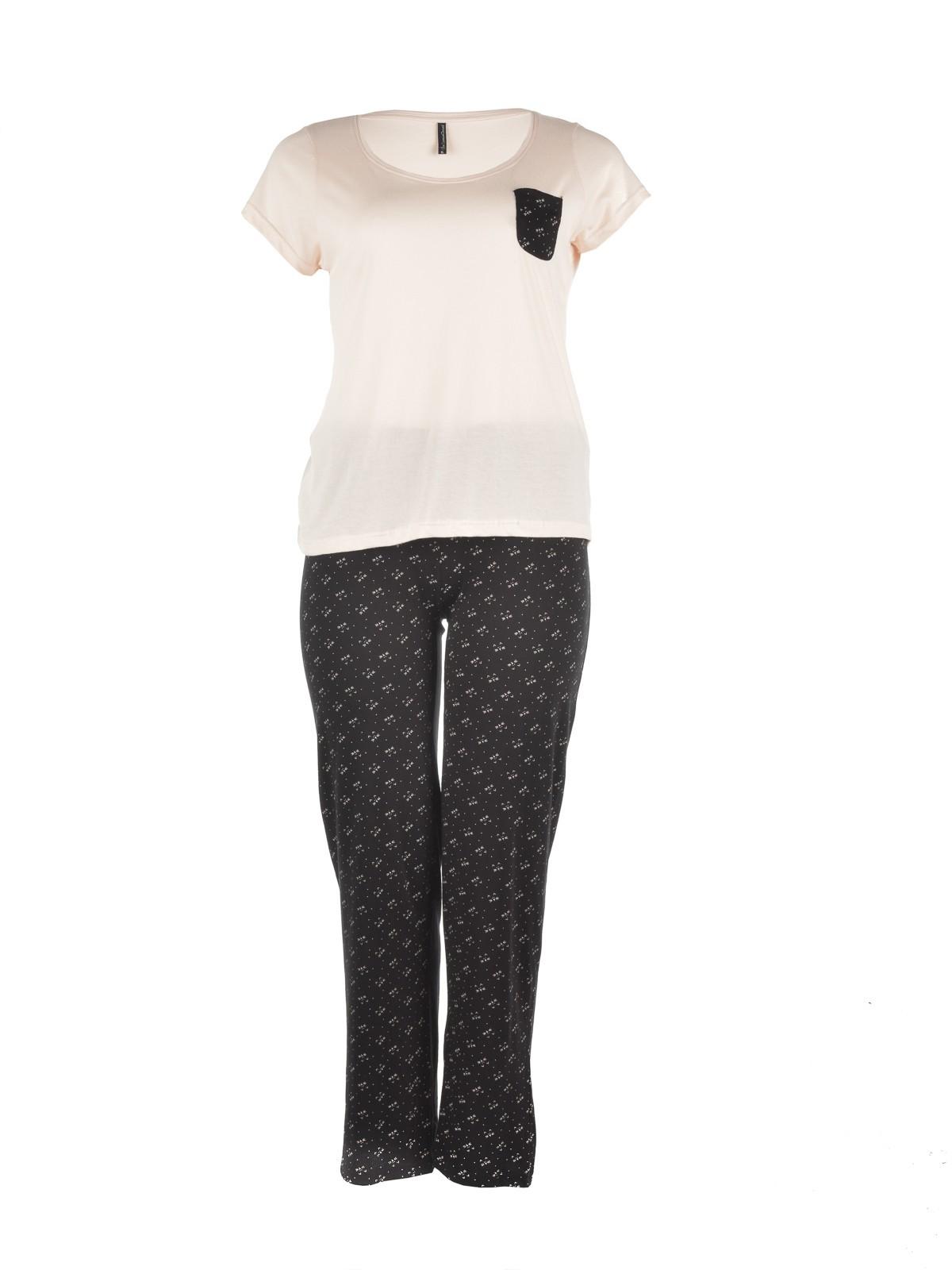 pyjama 1er prix grande taille femme districenter. Black Bedroom Furniture Sets. Home Design Ideas