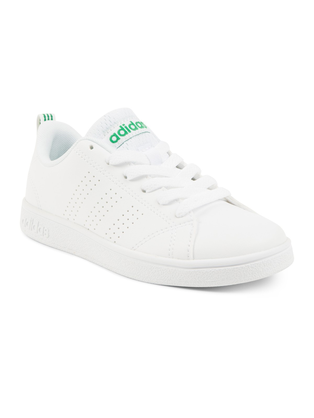Tennis Adidas Neo blanche fille (30-35)