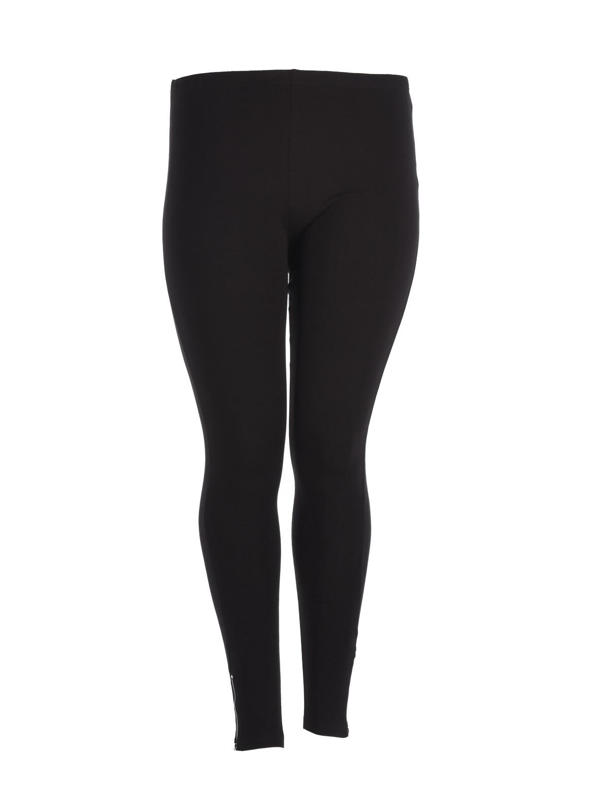 8e44aaad584e0b Pantalon chino noir grande taille femme - DistriCenter