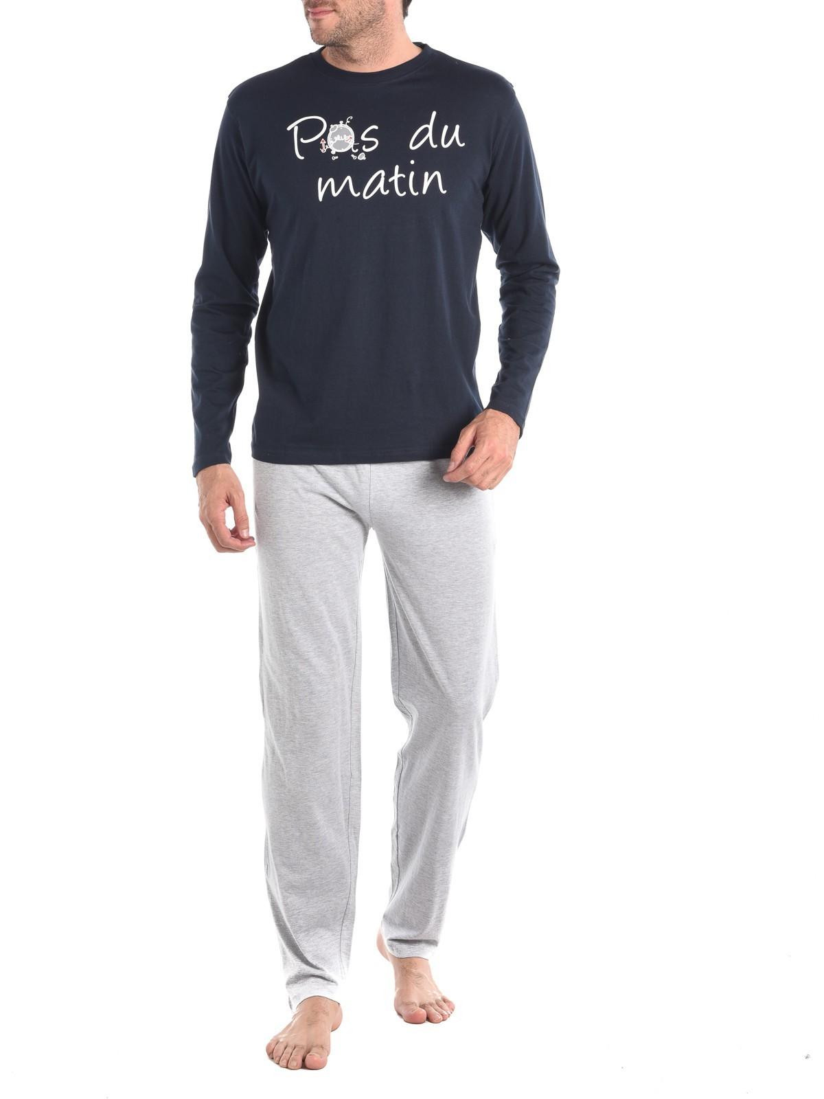 Pyjama 2 Pièces Humour Homme Districenter