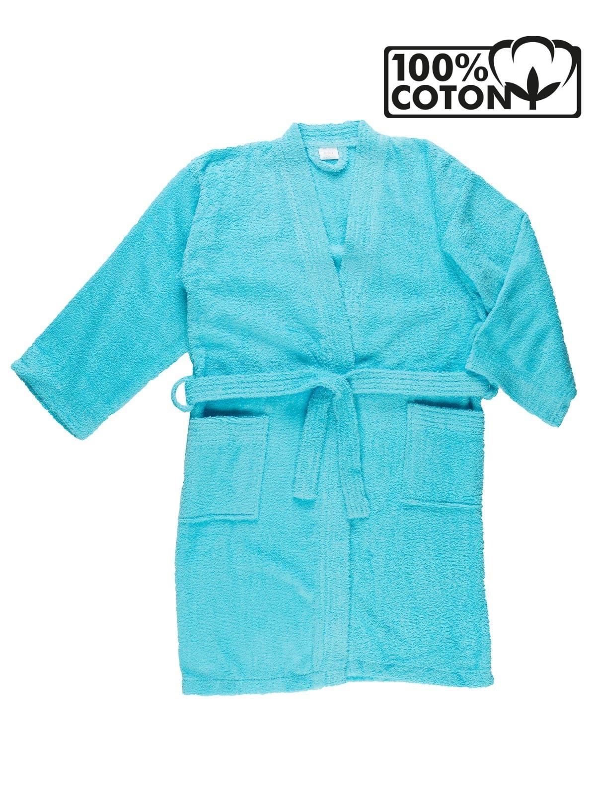 best deals on fashion styles the best Peignoir enfant 100% coton - DistriCenter