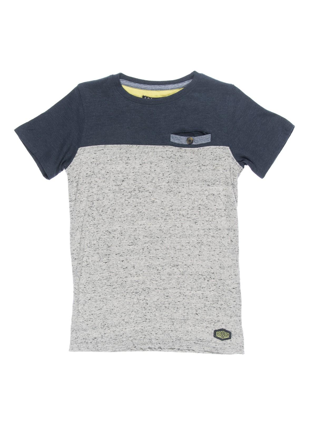 37587675aa460 T-shirt bi matière garçon (8-16A) - DistriCenter