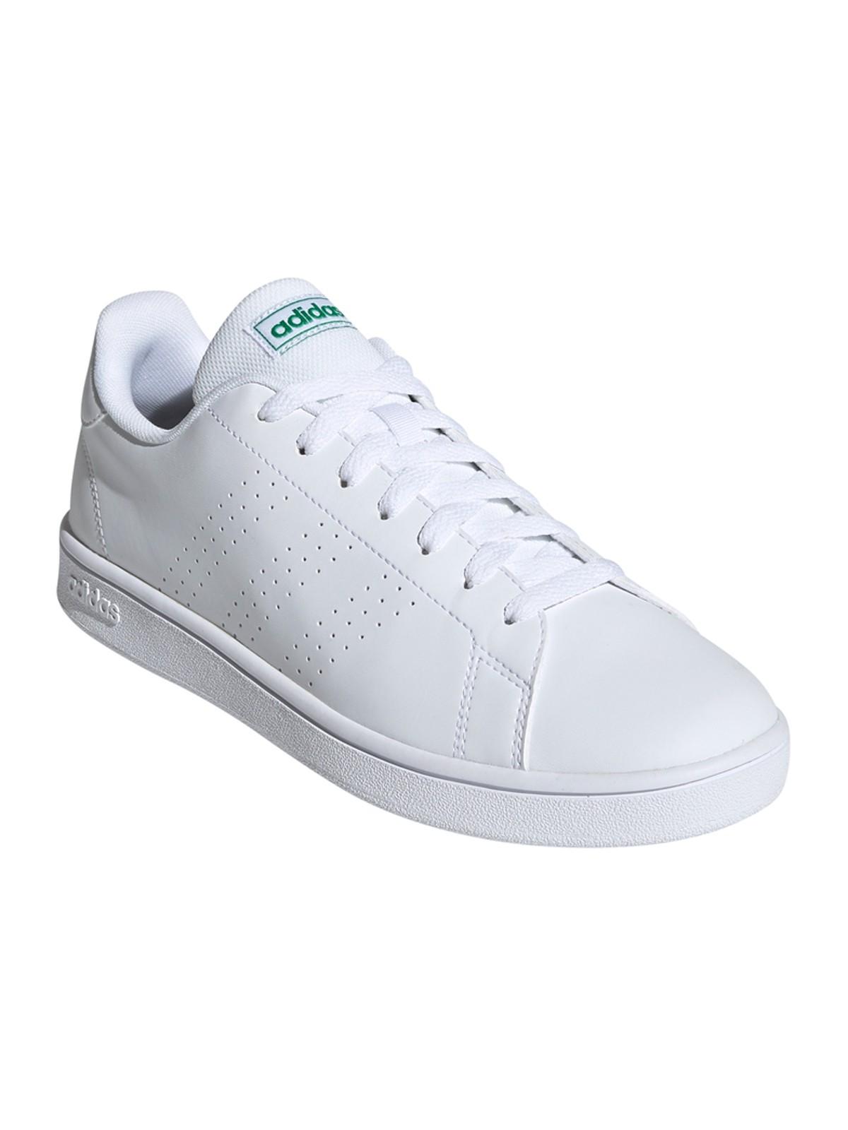 Tennis adidas neo blanc/vert (40-46) - DistriCenter