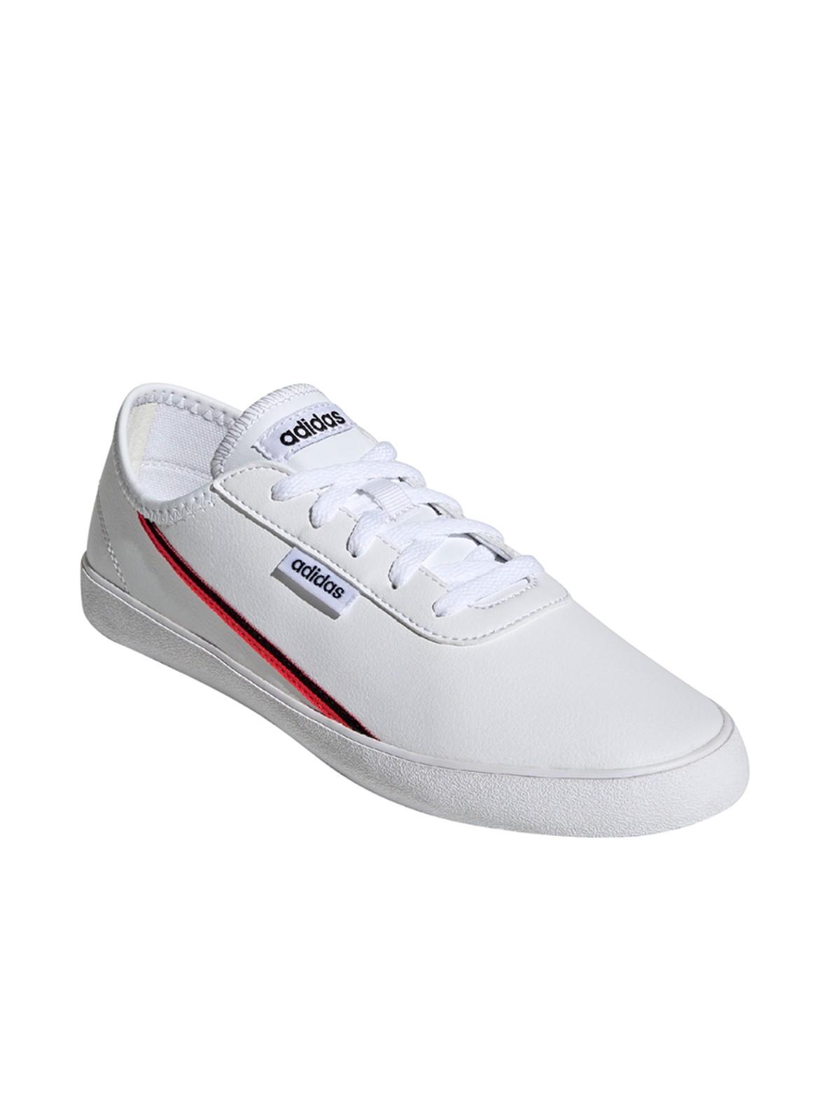 Tennis blanches adidas femme (36-41) - DistriCenter