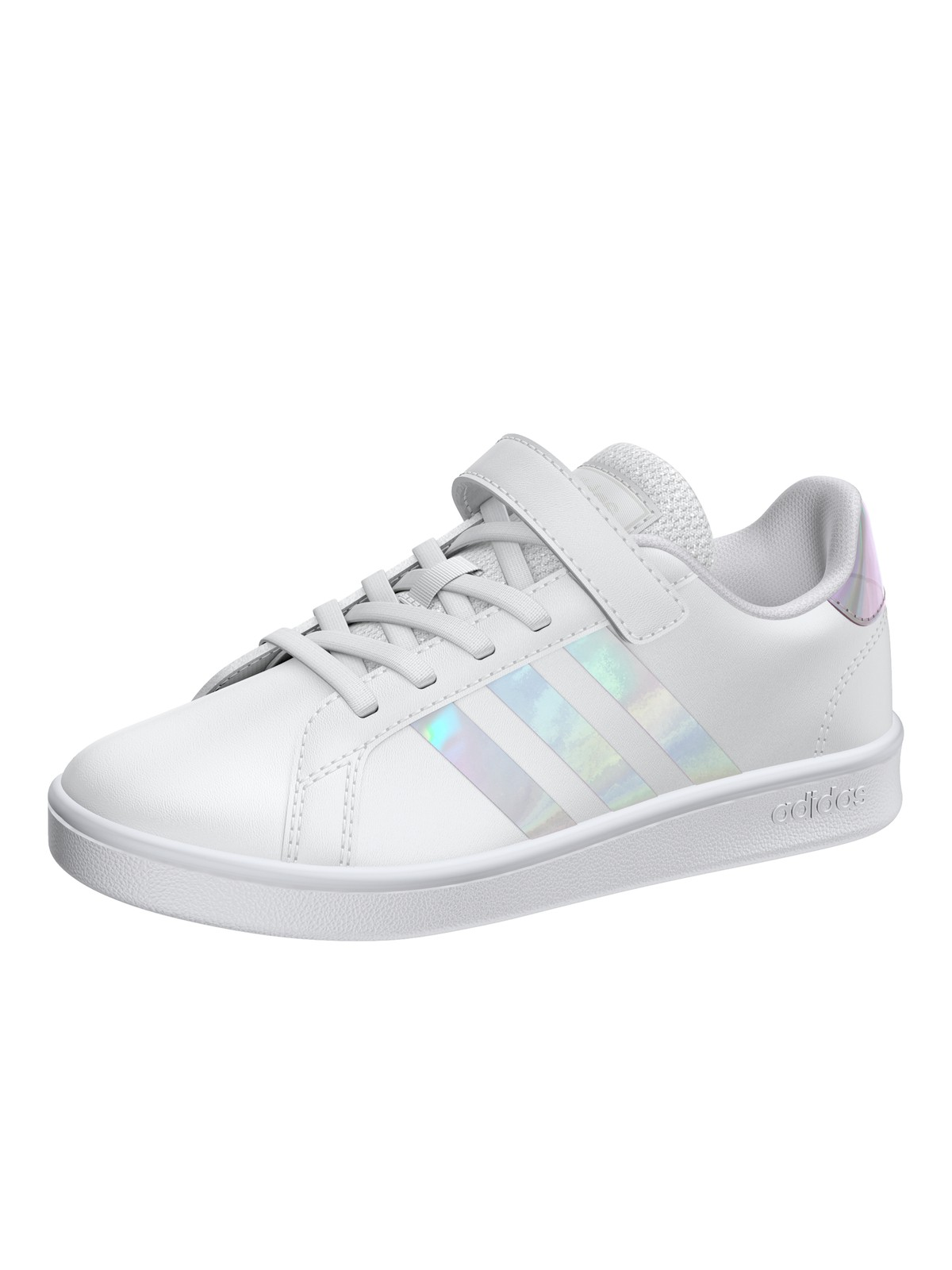Tennis adidas fille blanches (28-35) - DistriCenter