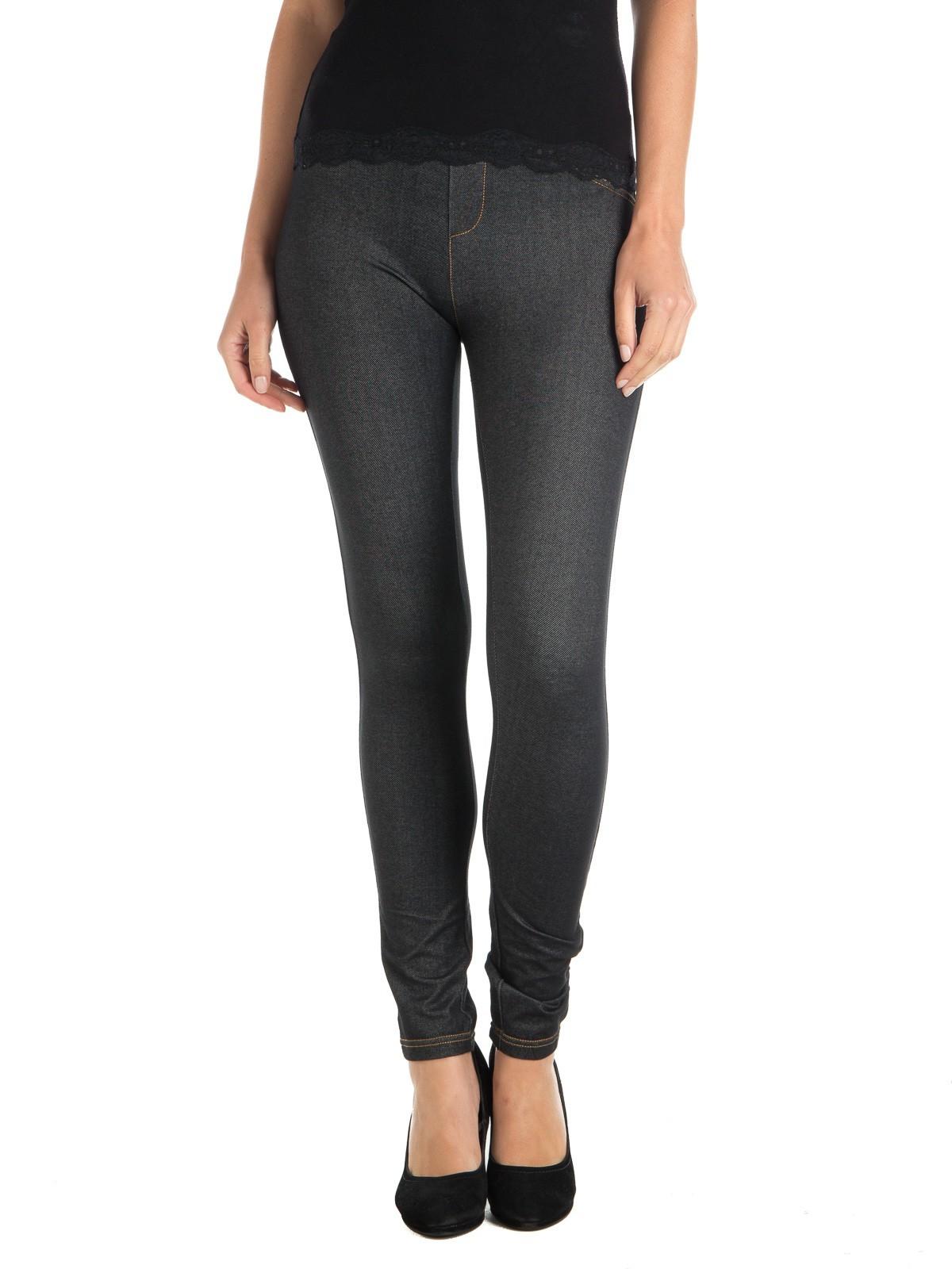 0081ece02c035 Legging effet jean femme - DistriCenter