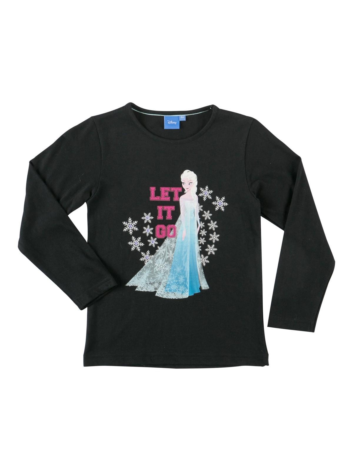T shirt Reine des Neiges fille (3 8A) DistriCenter