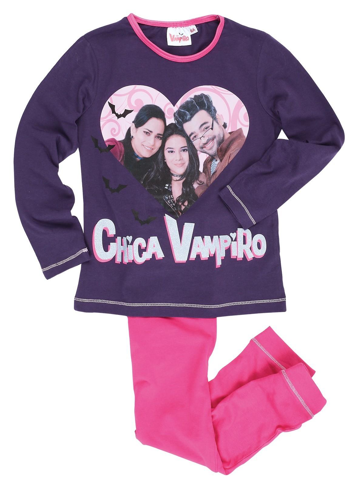 4ba3e0c3af792 Ensemble Chica Vampiro fille (6-12A) - DistriCenter