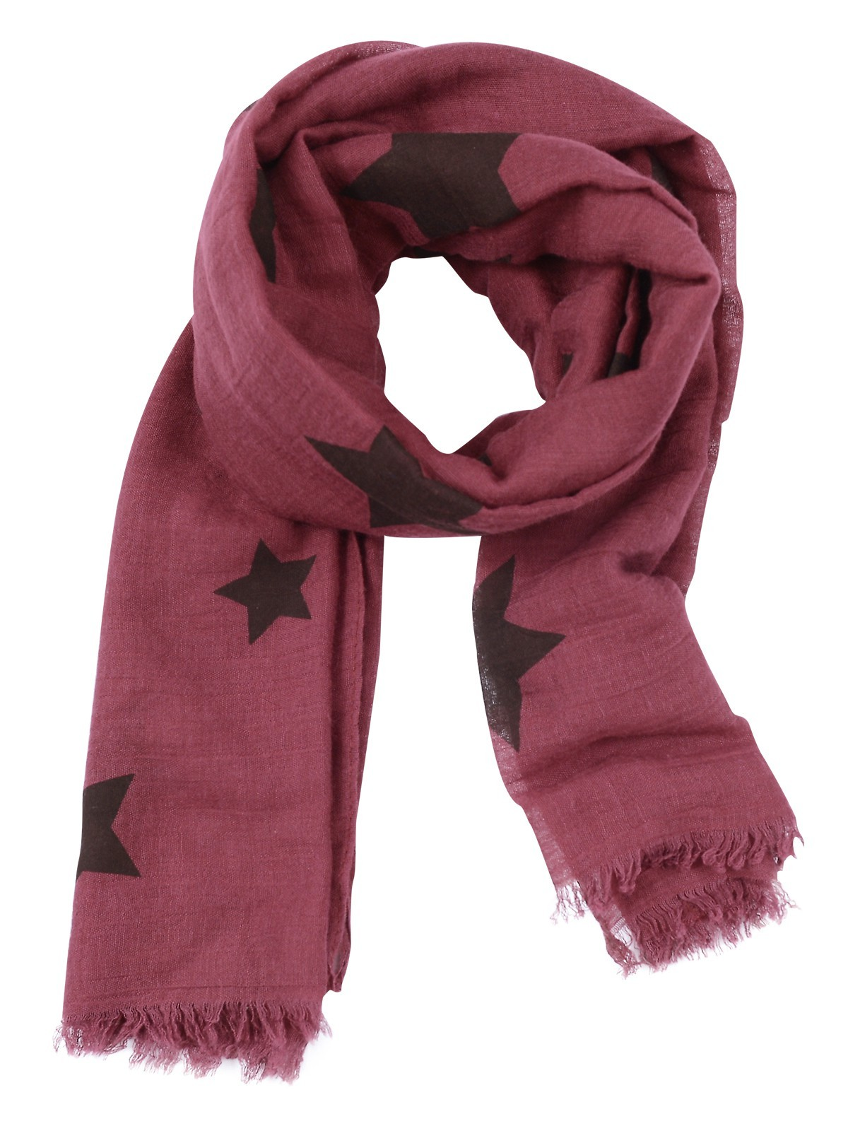 Foulard étoile femme - DistriCenter 89e07826a5b