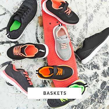 Baskets de sport