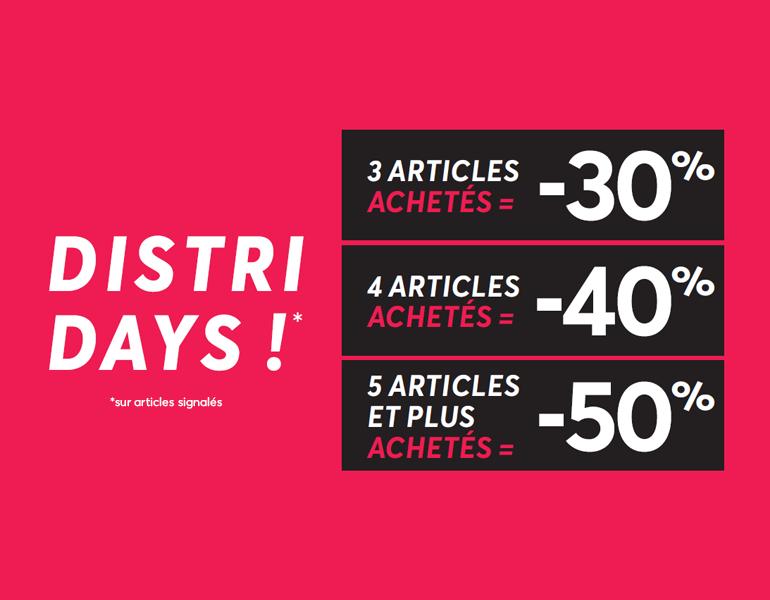 Distri Days