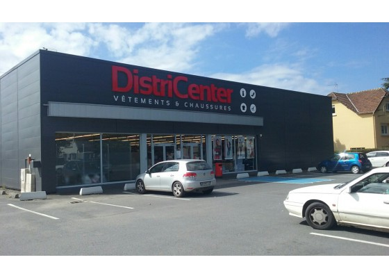Magasin DistriCenter Carentan