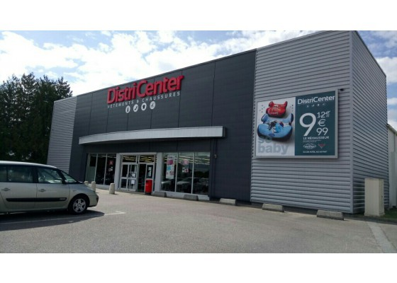 Magasin DistriCenter Bernay