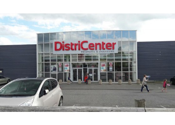 Magasin DistriCenter Lisieux