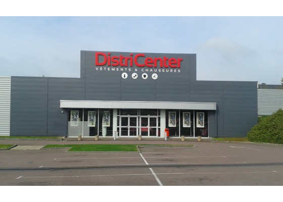 Magasin DistriCenter Villers bocage