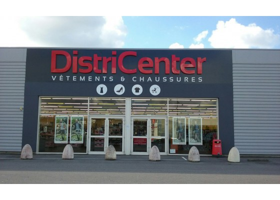 Magasin DistriCenter Cherbourg Tourlaville