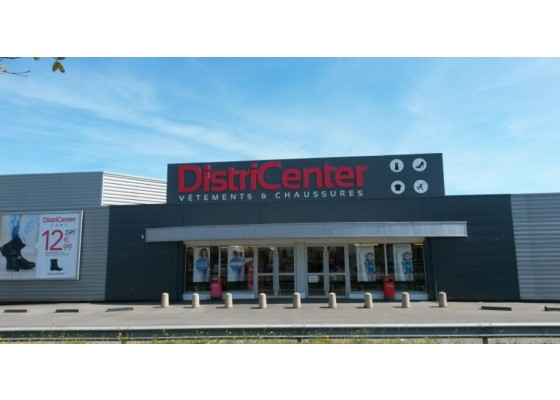 Magasin DistriCenter GUERANDE