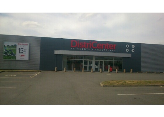 Magasin DistriCenter Bain de Bretagne