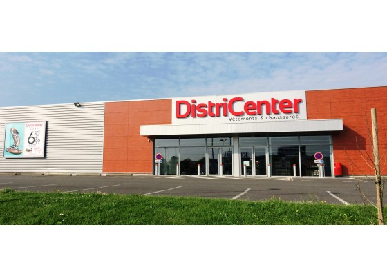 Magasin DistriCenter Laval
