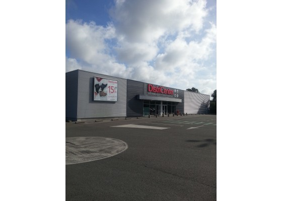 Magasin DistriCenter PONT L'ABBE