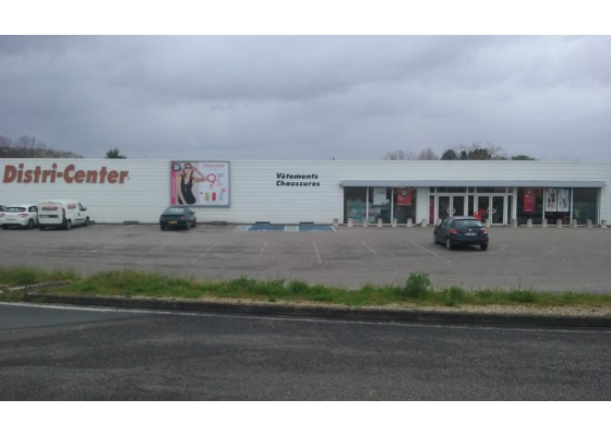 Magasin DistriCenter FUMEL / MONTAYRAL