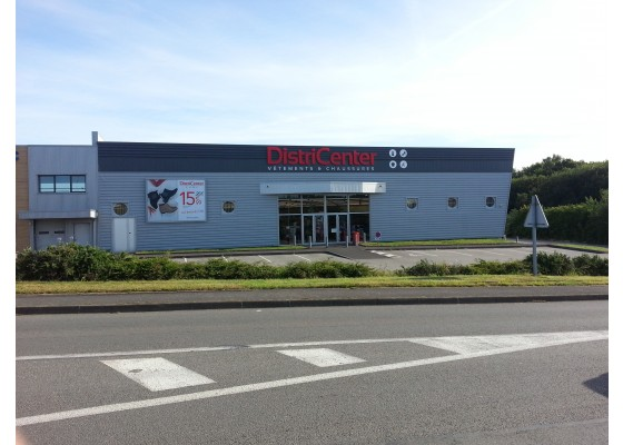 Magasin Districenter PLOUGASTEL DAOULAS