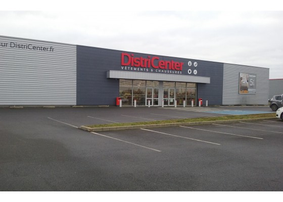 Magasin DistriCenter THOUARS