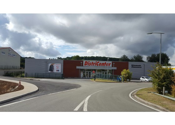 Magasin DistriCenter GISORS / TRIE CHATEAU