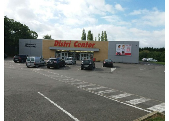 Magasin DistriCenter Peronne
