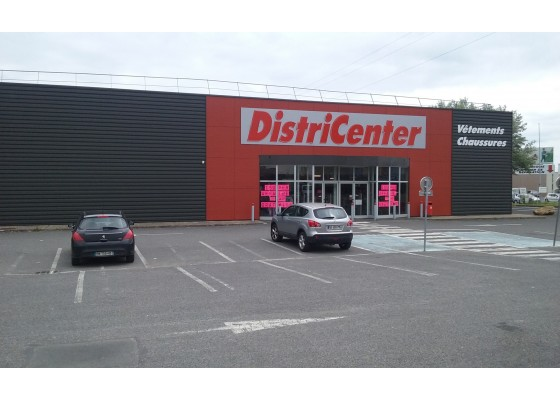 Magasin DistriCenter DAMMARIE LES LYS