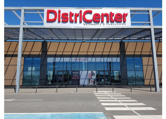 Magasin DistriCenter Ouistreham