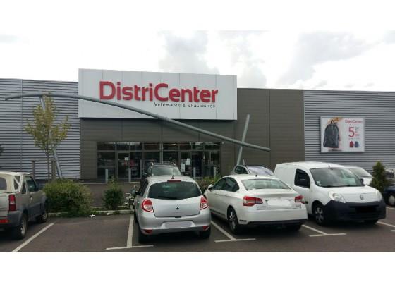 Magasin DistriCenter Gournay en Bray / Ferrieres en Bray